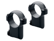 "Leupold 1"" Ring Mounts Ruger M77 Medium Matte"