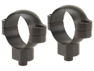 Leupold Quick-Release Rings 30mm Super High Matte