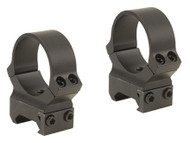 Leupold PRW (Permanent Weaver-Style) Rings Matte 30mm High Matte