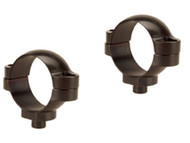 Leupold Quick-Release Rings 30mm Medium Gloss