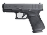 Glock 19 Gen5 Mini Fat-Head Wall Sticker