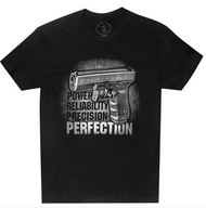 Glock 17 Perfection T-Shirt Black