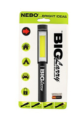 Nebo Big Larry LED Clam - Black