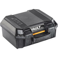 Pelican V200 Vault Small Pistol Case with Foam