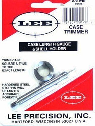 Lee Case Length Gauge & Shell Holder .270 Win