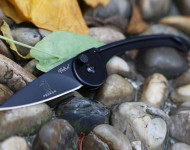Tekut LK5063 7 - Lock Folding Knife - Black