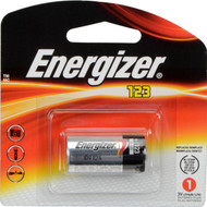 Energizer CR123A Lithium Battery