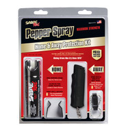 Sabre Red Pepper Gel Home & Away Protection Kit.