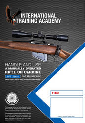 Handle and Use of a Manually Operated Rifle or Carbine (U/S 119651)