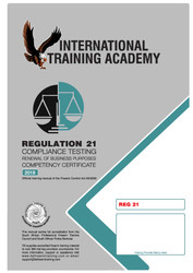 Regulation 21 Competency Testing: Security Officers (Additional Firearm)