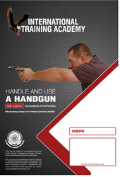 Handle and Use of a Handgun for Business Purposes (U/S 123515)