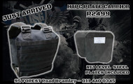 DSG HTPC Plate Carrier (Pre-Order)  ONLINE EXCLUSIVE DEAL