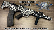 (USED)- LIKE NEW Custom Hunt Group FD12 Semi Auto 12Br