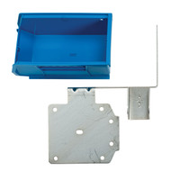 DILLON SQUARE DEAL B EMPTY CARTRIDGE BIN/BRACKET ASSEMBLY