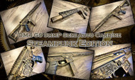 DM4 G9 9mmP Carbine with integrated suppressor  - Limited Steampunk Edition