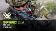 SPARC® SOLAR RED DOT  2 MOA