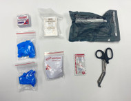 Individual First Aid Kit (IFAK) Basic (Content only)