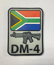 DM4 Proudly South African Patch (Velcro)