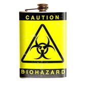 Bio Hazard Flask