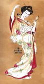 Traditional Geisha by Susana Alonso