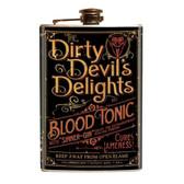 Theatre Bizarre Dirty Devil Delight Flask