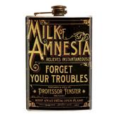 Theatre Bizarre Milk of Amnesia Flask