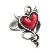 ULFR6 - Devil Heart Ring
