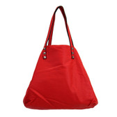 3 in 1 reversible purse red.