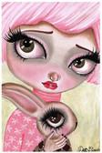 A Precious Love by Dottie Gleason Fine Art Print