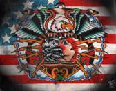 American Beauty by Sid Stankovits Canvas Giclee Art Print