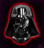 Darth Vader Dark Side by Charlie Medina