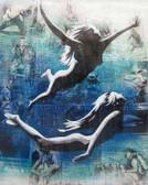 Marco Almera Underwater Canvas Giclee