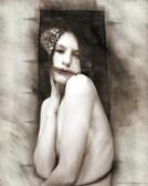 David DeFigueredo The Black Dahlia Fine Art Print