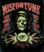 Ian McNiel Canvas Giclee - Misfortune