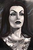 Thea Fear - Vampira - Fine Art Print