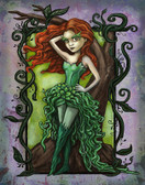 Diana Levin - Poison Ivy - Canvas Giclee