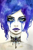 Stephanie Zahalka - The Key Master - Fine Art Print