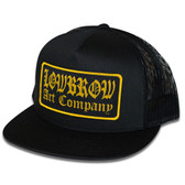 Lowbrow Art Company Classic Trucker Hat by Dwight Francis