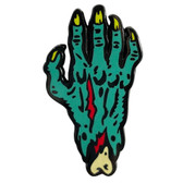 Severed Monster Hand Enamel Pin Ghoulsville Novelty Collectible