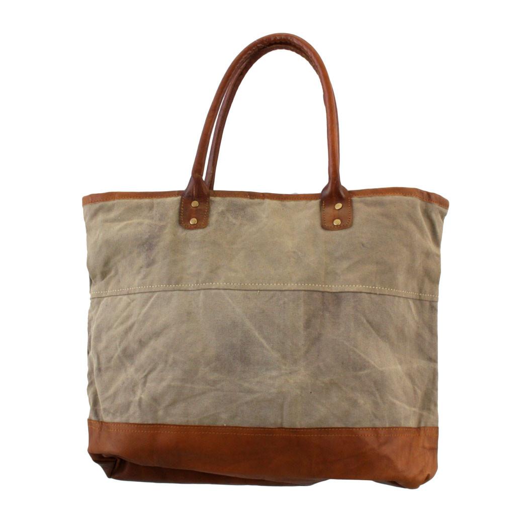 Large Women s Plain Cotton Shoulder Tote Bag Recycled Canvas ... e335e969d