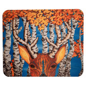 Computer Mouse Pad Gone Hunting Deer in the Forest
