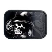 Buckle-down Reaper Skull belt buckle.