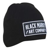 Black Market Art Company Electric Beanie Knit Winter Hat