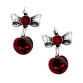 ULFE20 Black Cherry Earrings