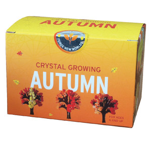 Crystal Growing Science Kit Autumn Trees TFFALL
