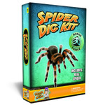 Spider Dig Kit with 3D Puzzle -Excavate a Real Spider PZSPIDER