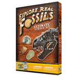 Ultimate Fossil Science Kit & Fossil Collection UFOSSIL