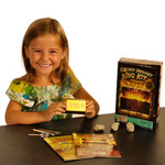Golden Nugget Dig Kit Excavation Kit DIGGOLD