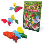 Butterfly Puzzle Crayons