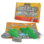 Dinosaur Rock Clay Molding Kit
